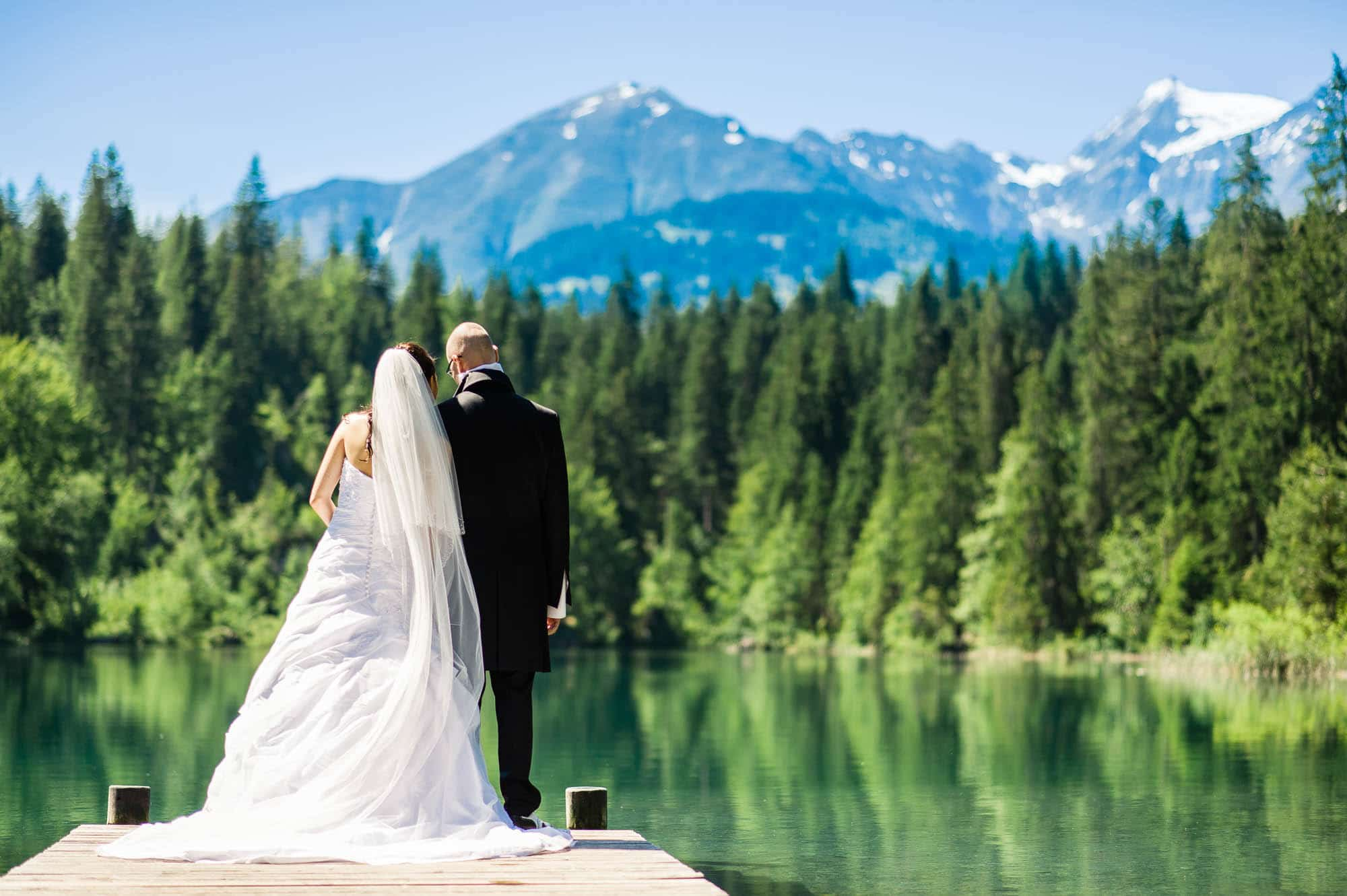 Wedding Photographer Flims