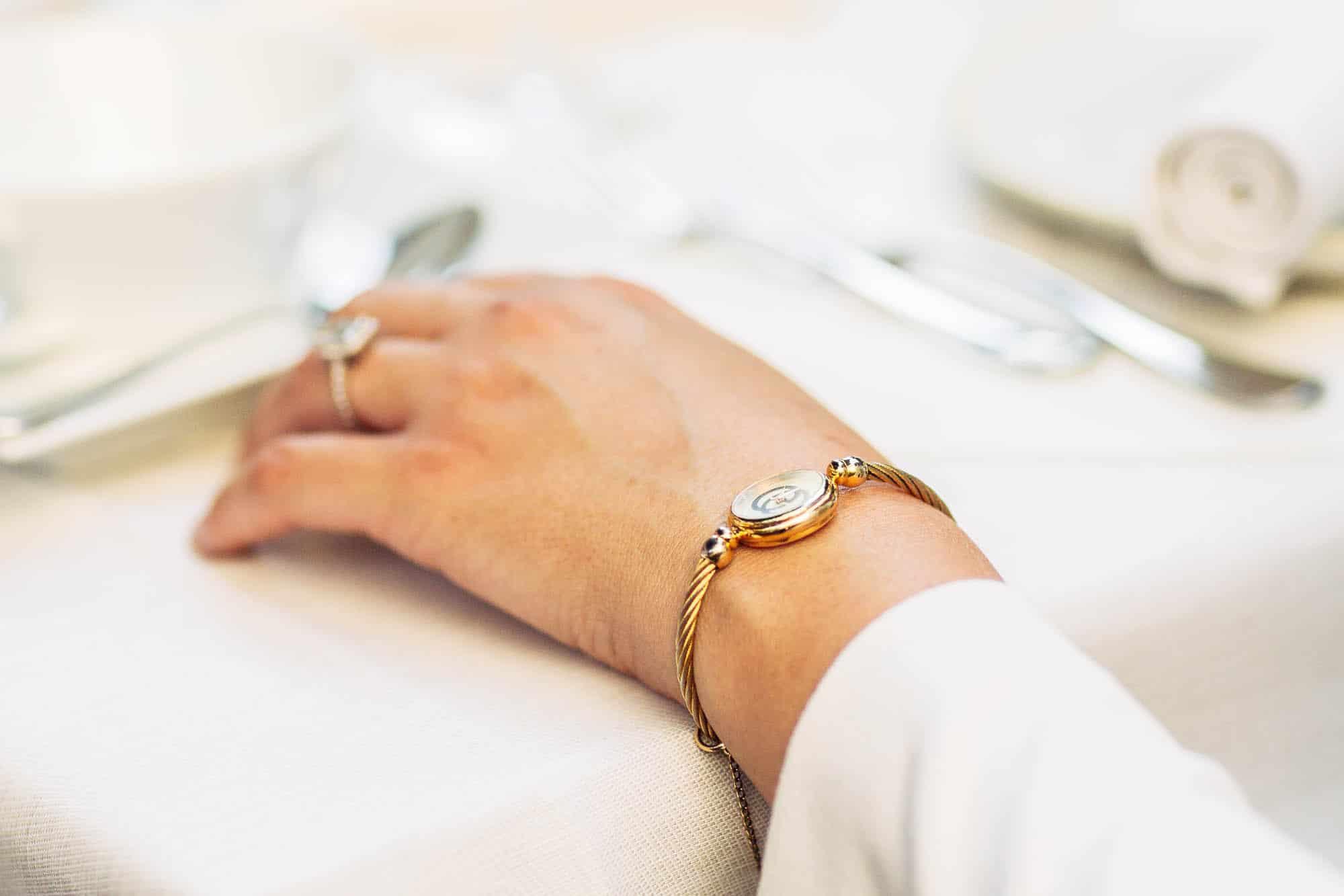 Uhr der Braut