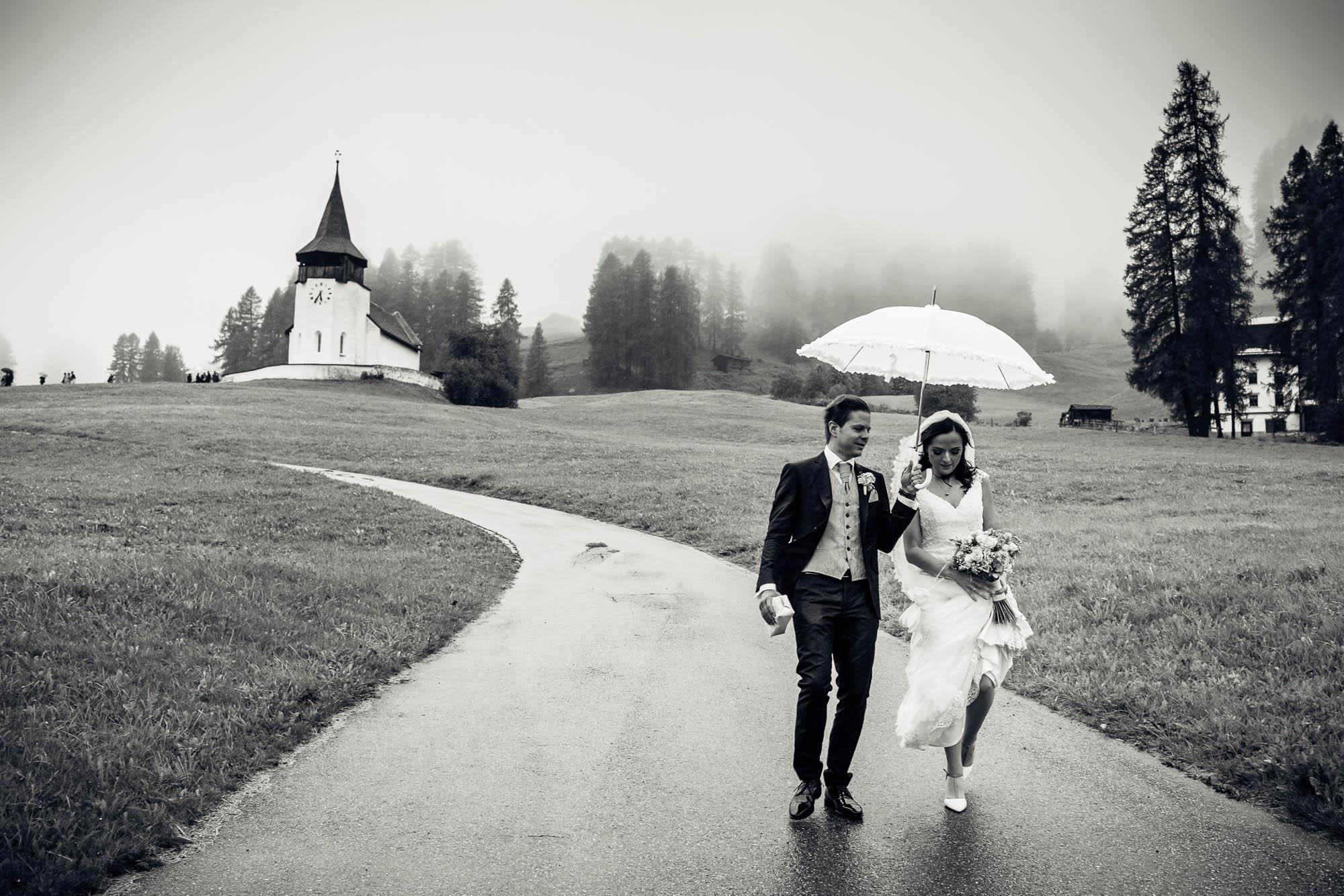 Hochzeitsfotograf Davos