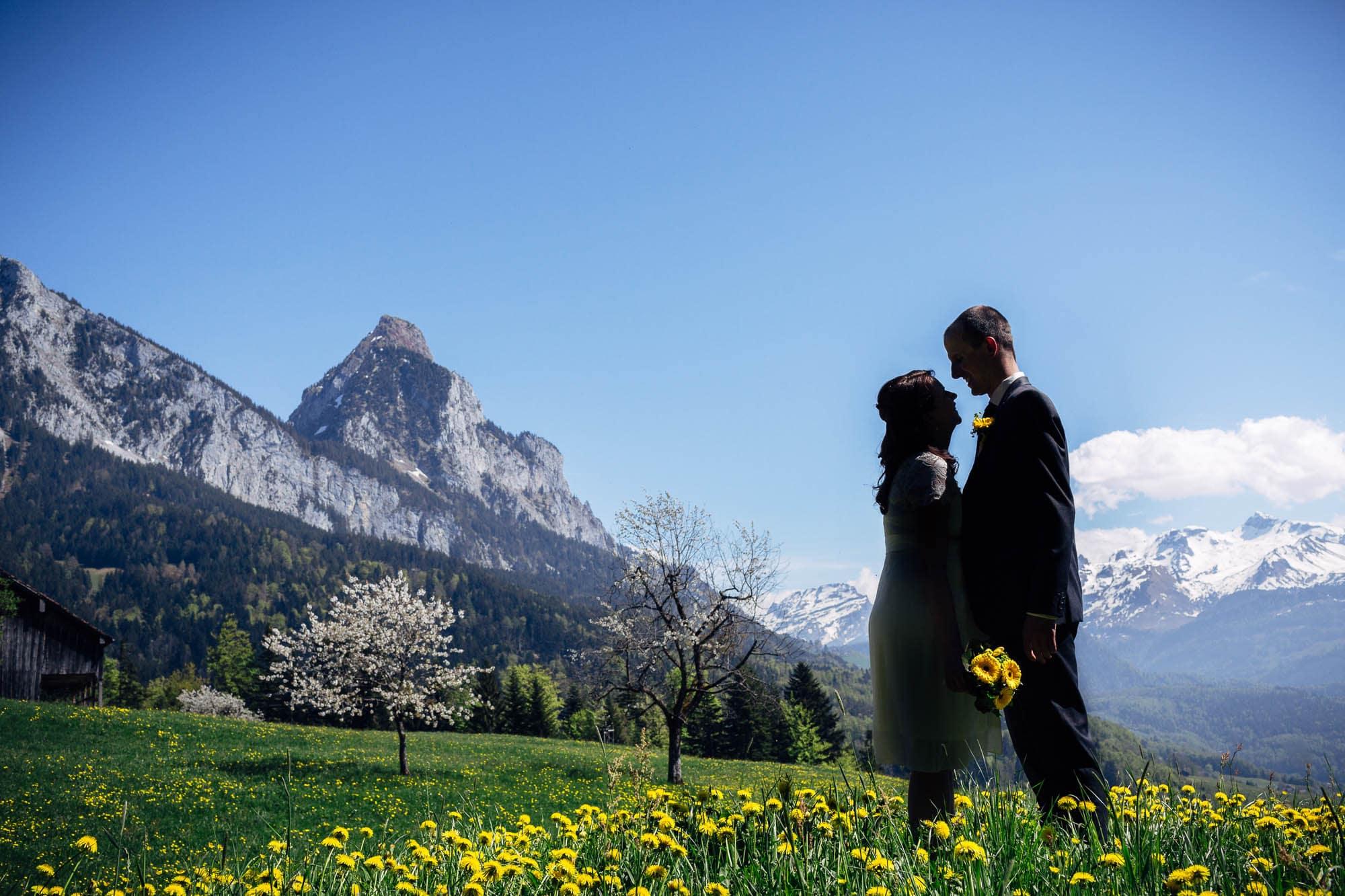 Hochzeitsfotograf Schwyz