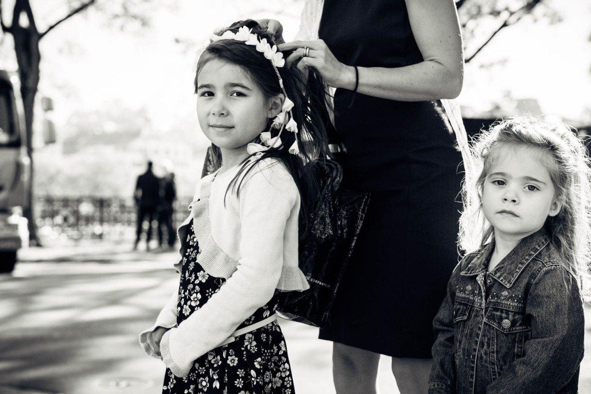 Kinder an der Hochzeit