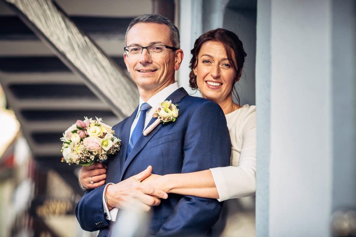 Brautpaarportrait
