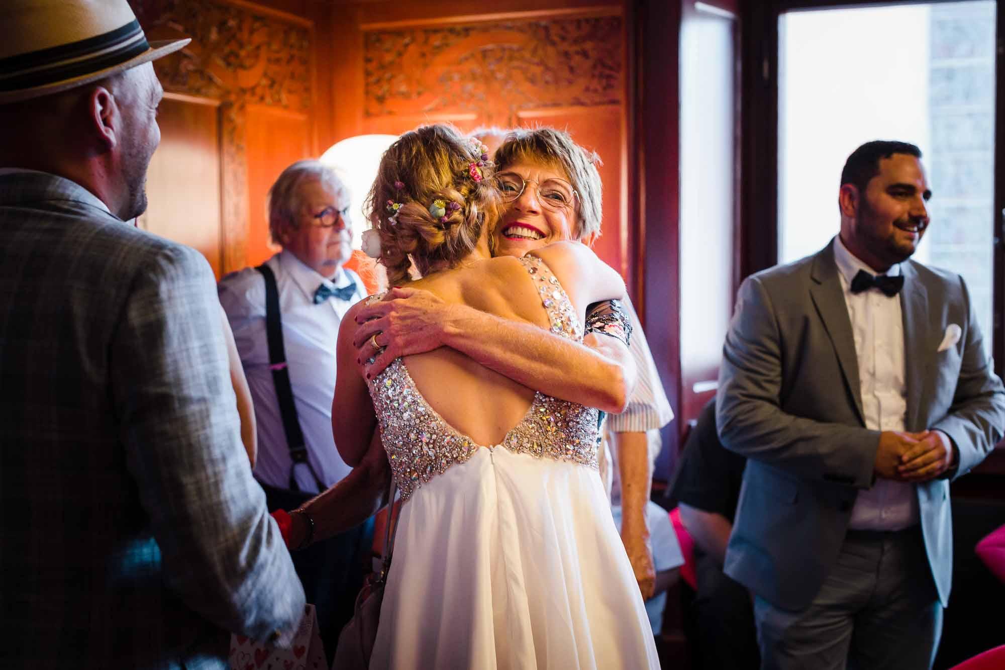 Bilder Hochzeit in Zürich Gratulation