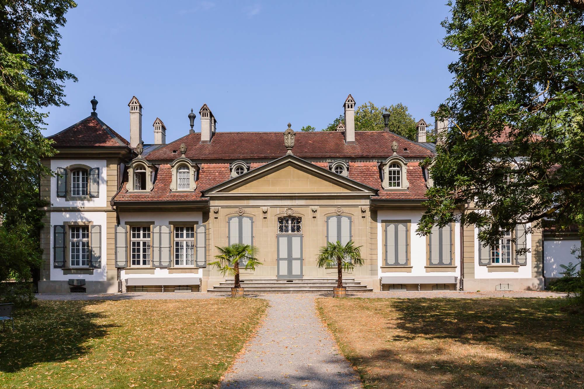 Schloss Bümpliz Rückseite
