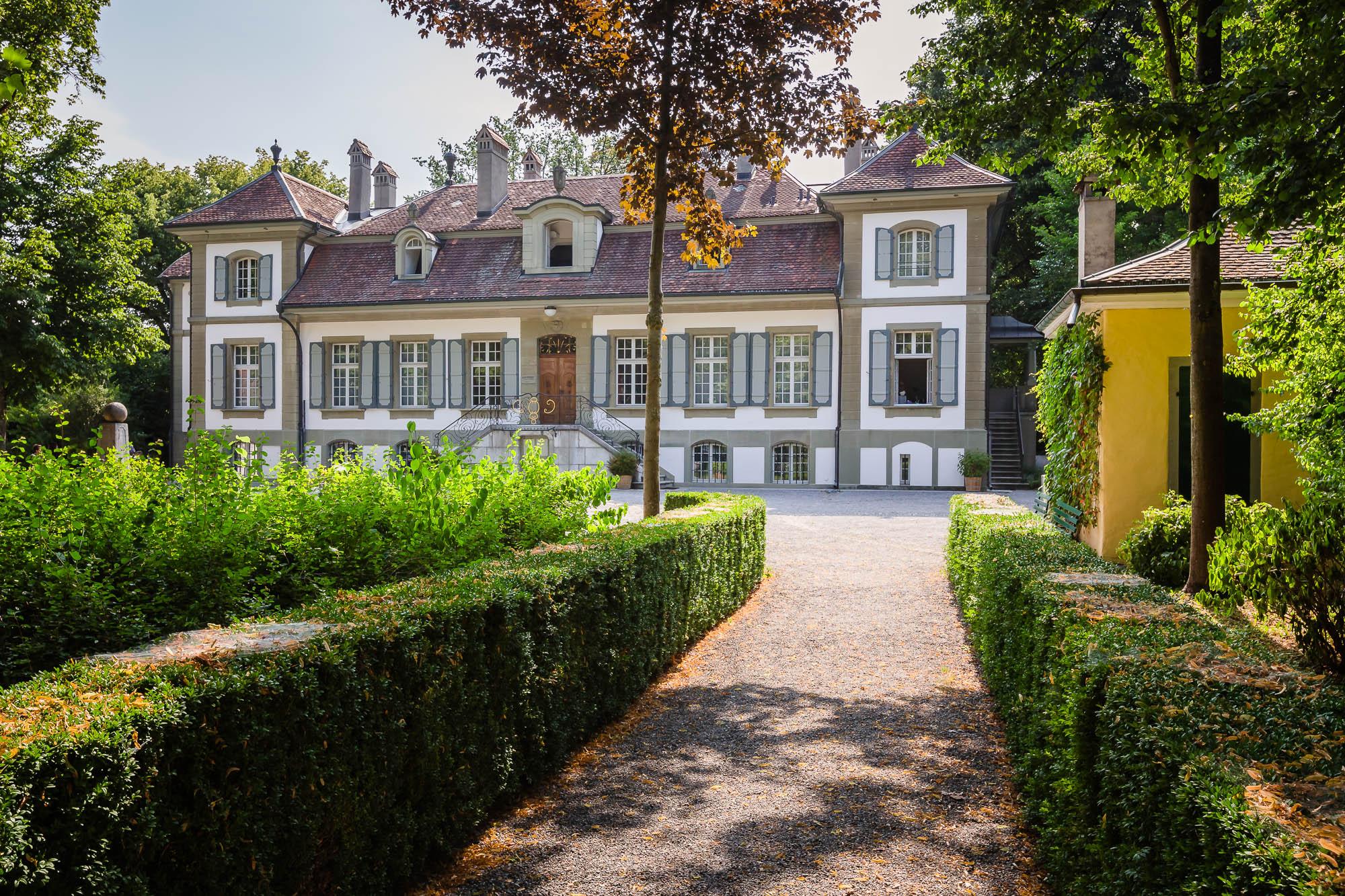 Schloss Bümpliz Vorderseite