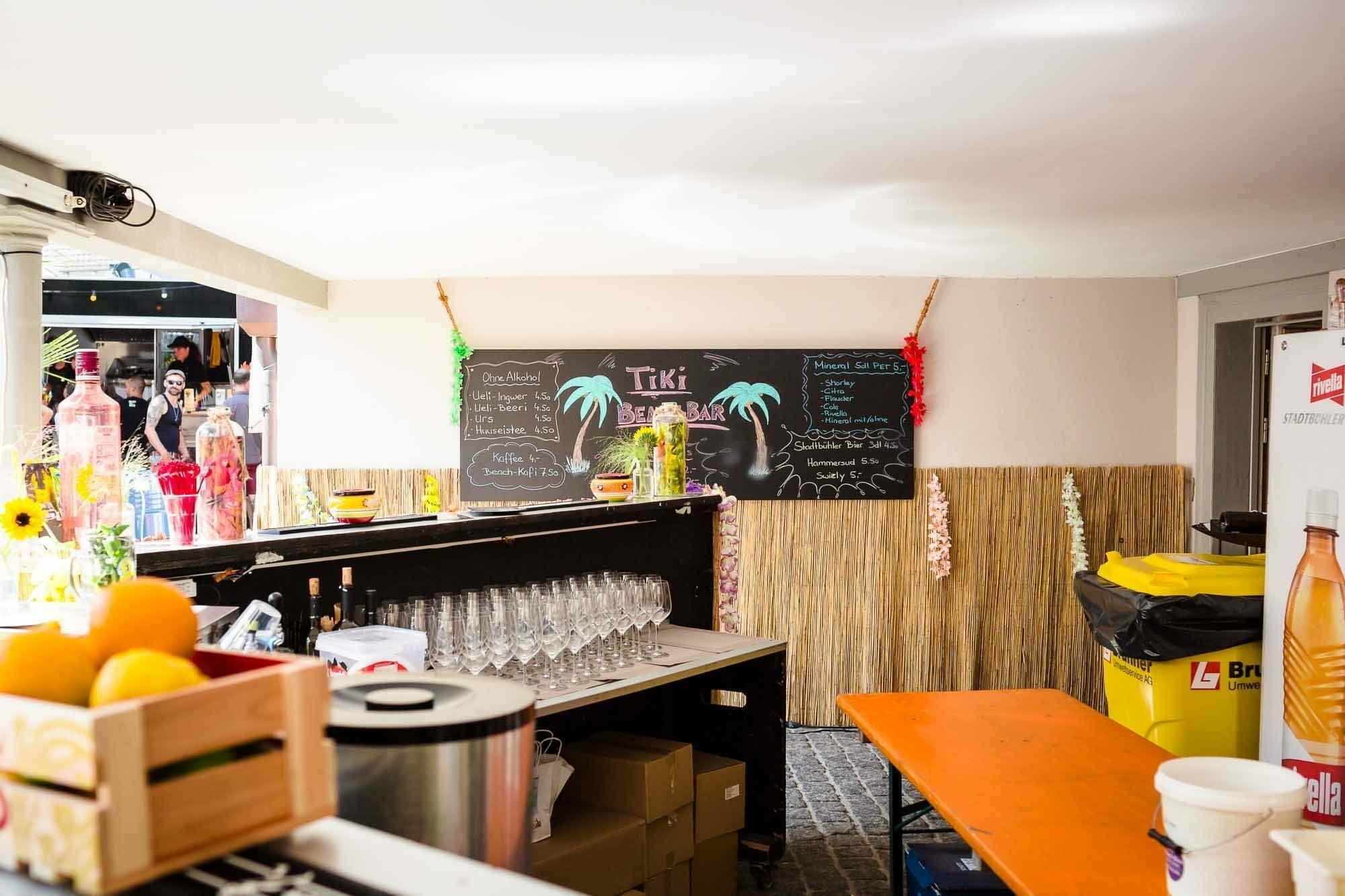 Tiki Bar Restaurant Toggi Toggenburg Gossau