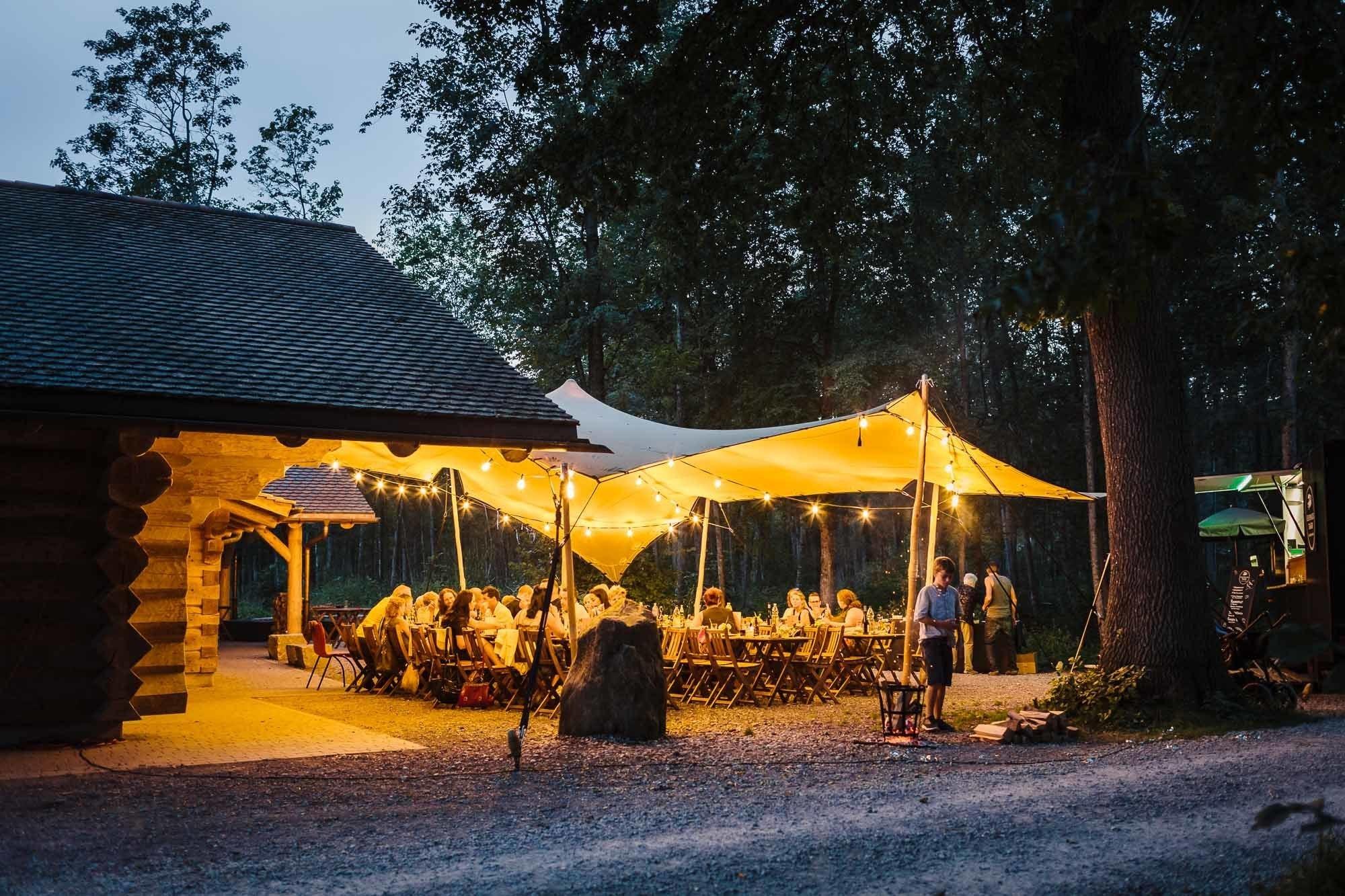 Hochzeit feiern Eichhütte in Oberbüren