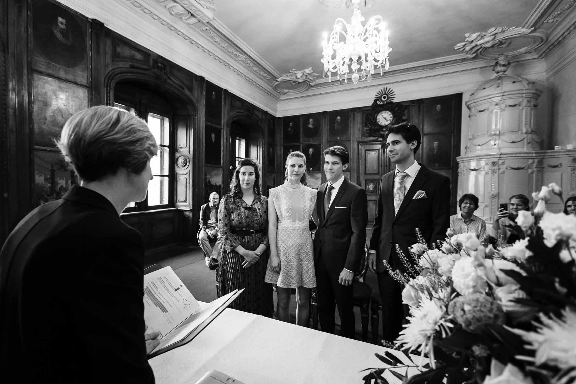 Zivile Hochzeit in Luzern