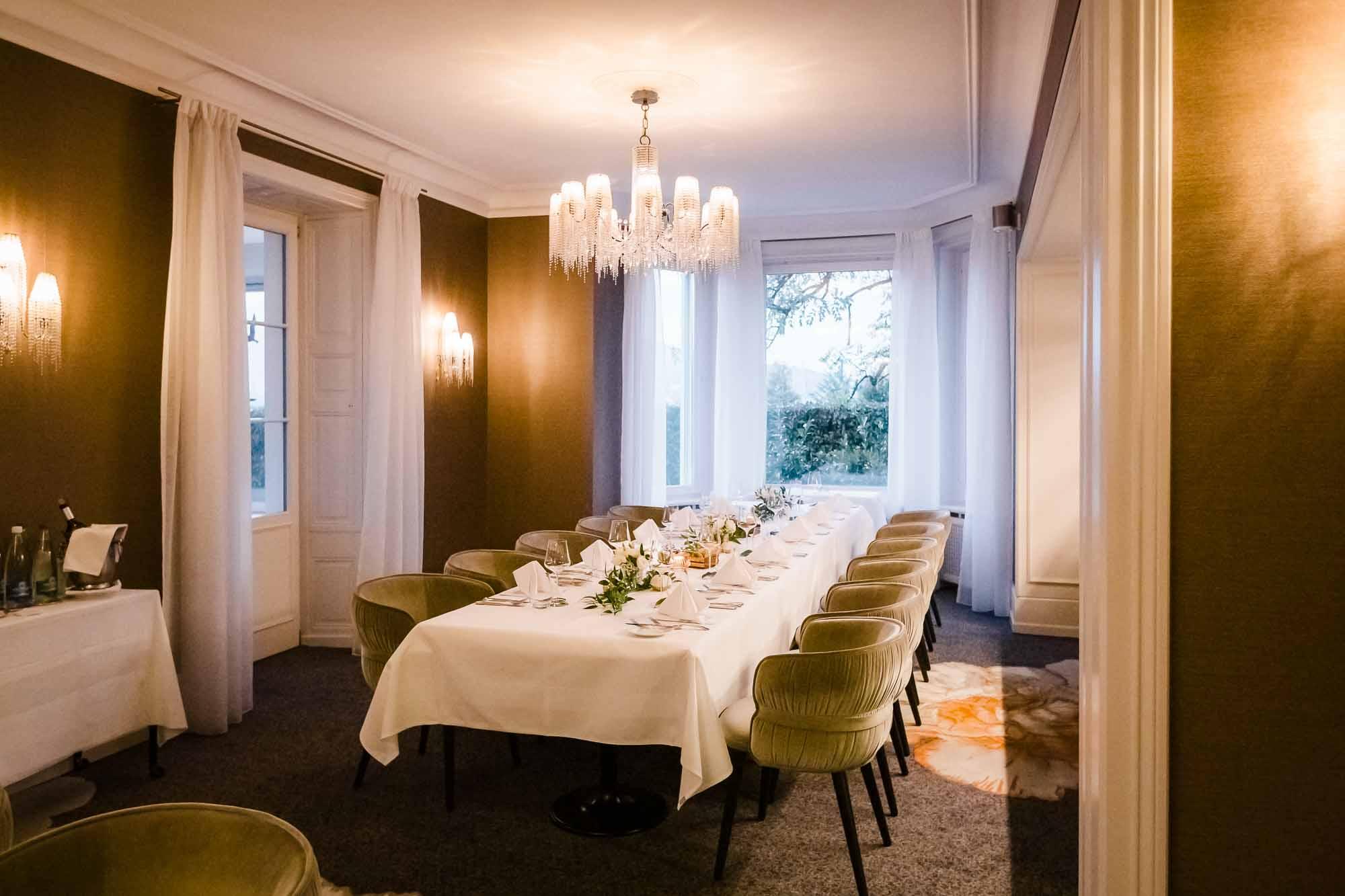 Hochzeit Villa Schweizerhof Luzern