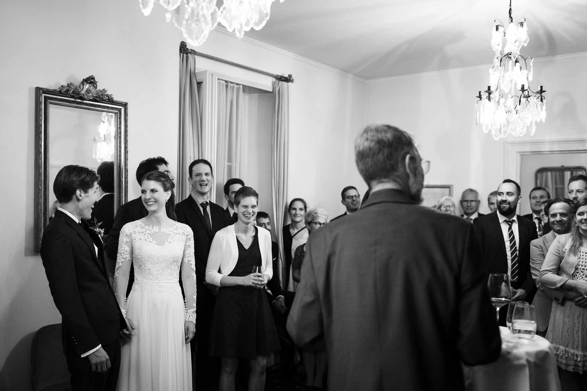 Hochzeitsansprache