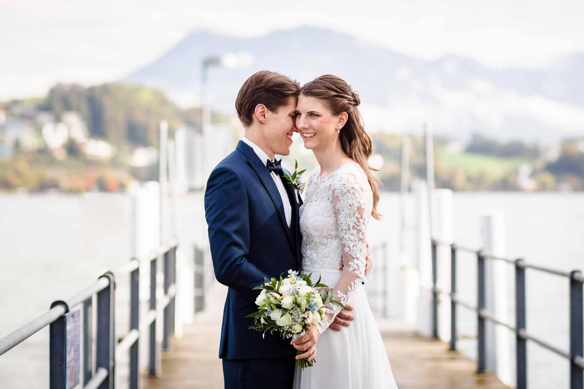 Fotos Hochzeit Luzern