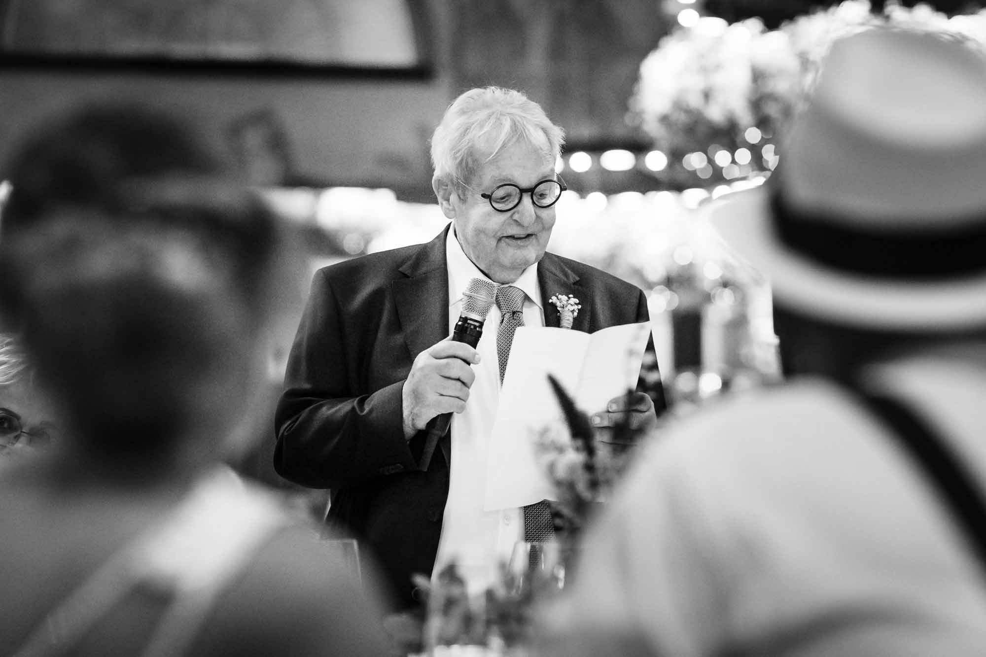 Rede und Ansprache Brautvater